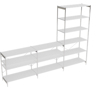 Preview of Air Shelving System