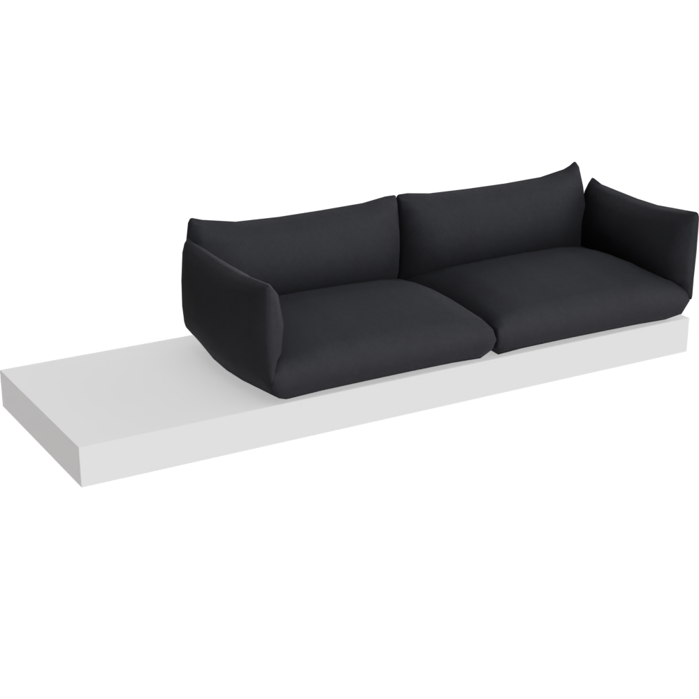 free try out of cor jalis 09 sofa from cor in 3d vr and ar. Black Bedroom Furniture Sets. Home Design Ideas