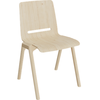 Preview of Forum 2 Wooden Chair