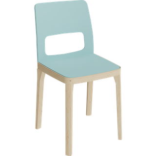 Preview of ST6N blue chair
