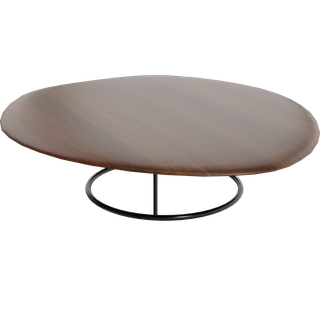 Preview of Pebble Couch Table High