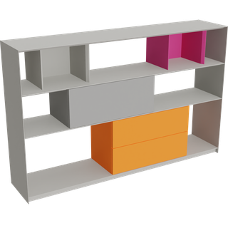 Preview of Stack Shelves