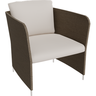 Preview of Paola Lenti Teatime Lounge Chair