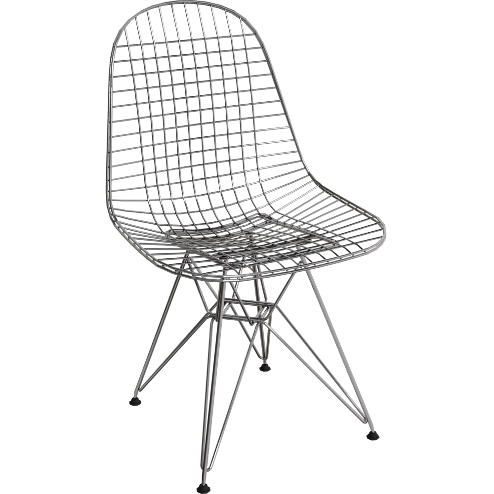 Free Try Out Of Wire Chair Dkr From Vitra In 3d Vr And Ar