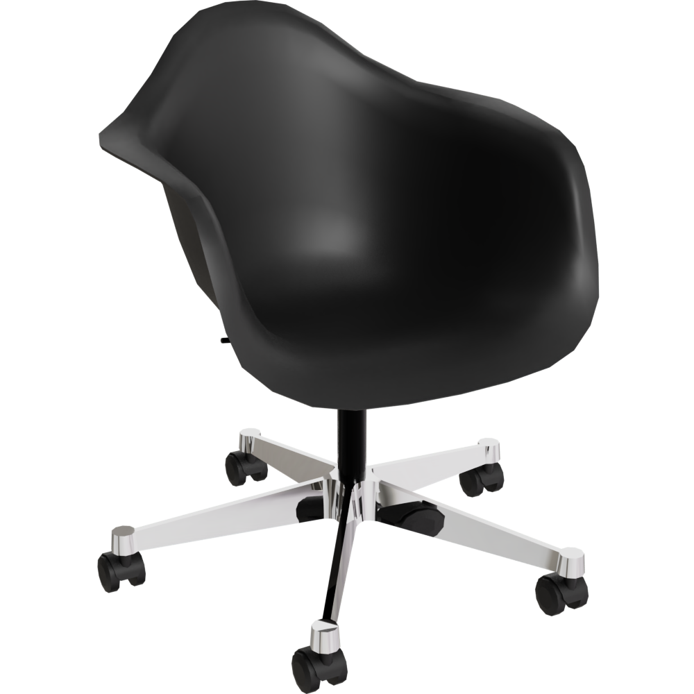 free try out of eames plastic armchair pacc from vitra in 3d vr and ar. Black Bedroom Furniture Sets. Home Design Ideas
